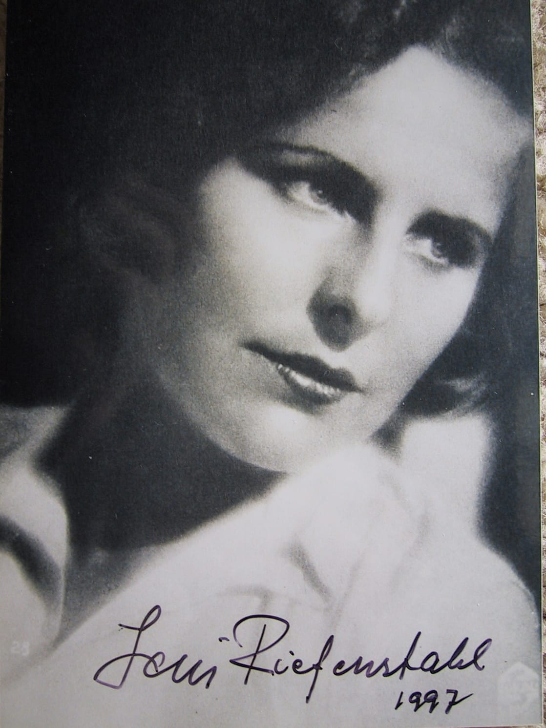 leni essays Leni riefenstahl, a dazzling individual that has lived through and experienced many things that no other person may have she has lived through the world war one.