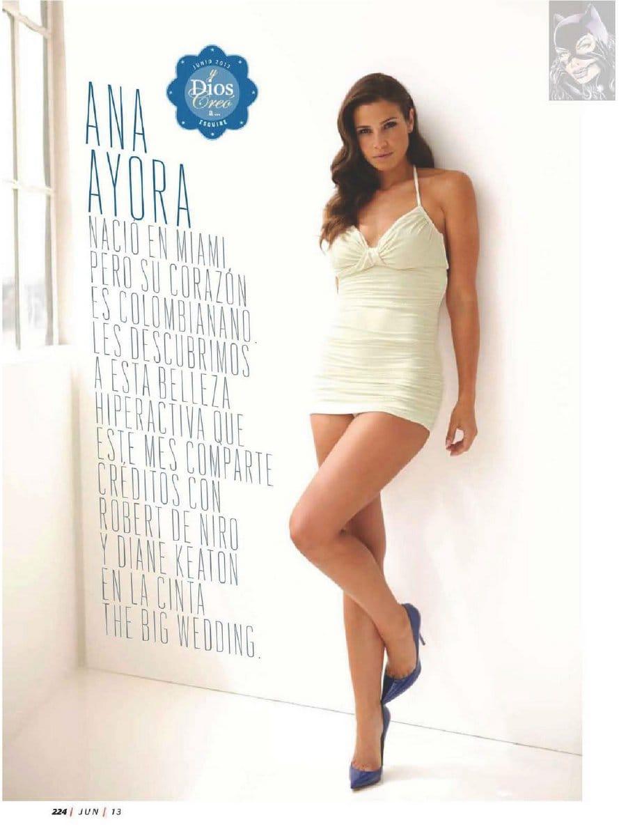 Ana Ayora Nude is a cute ana ayora nudes (43 images), selfie