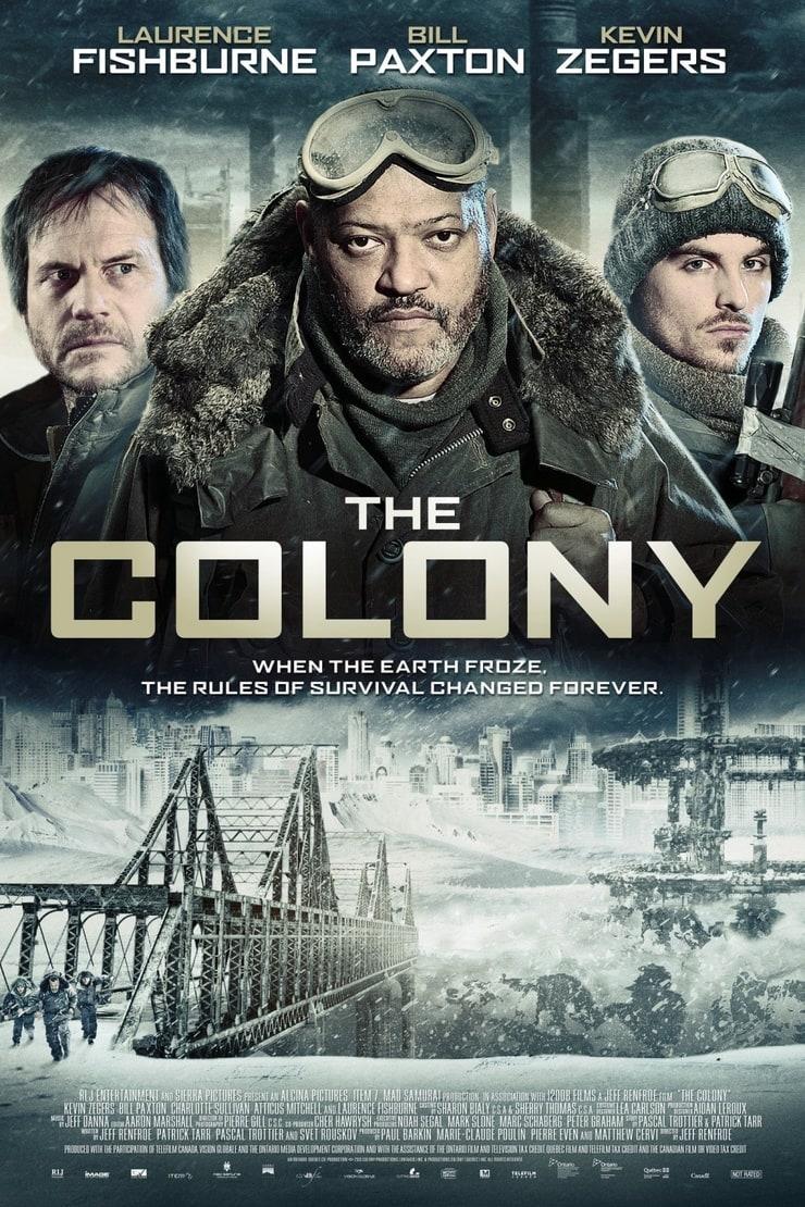 Colony Darsteller