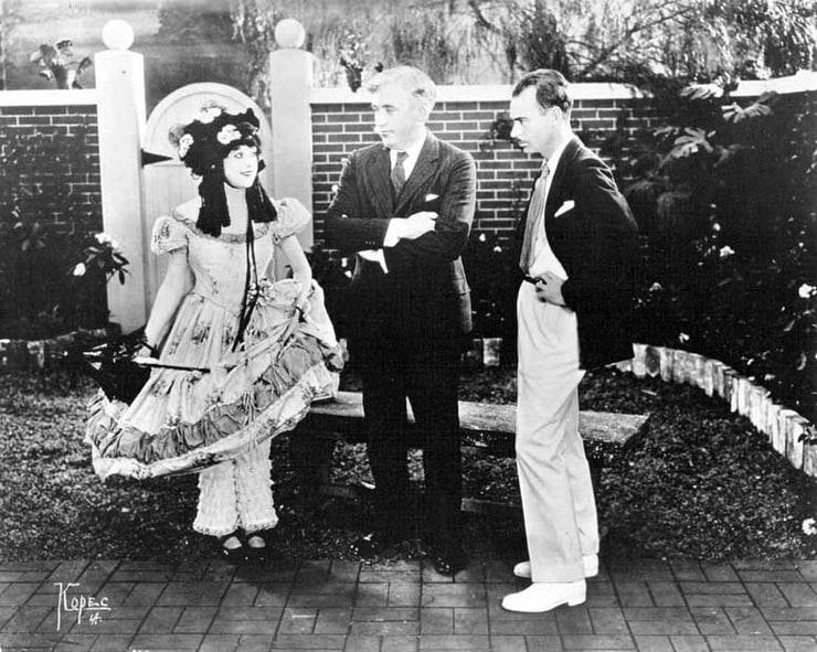 Mabel Normand, Mack Sennett