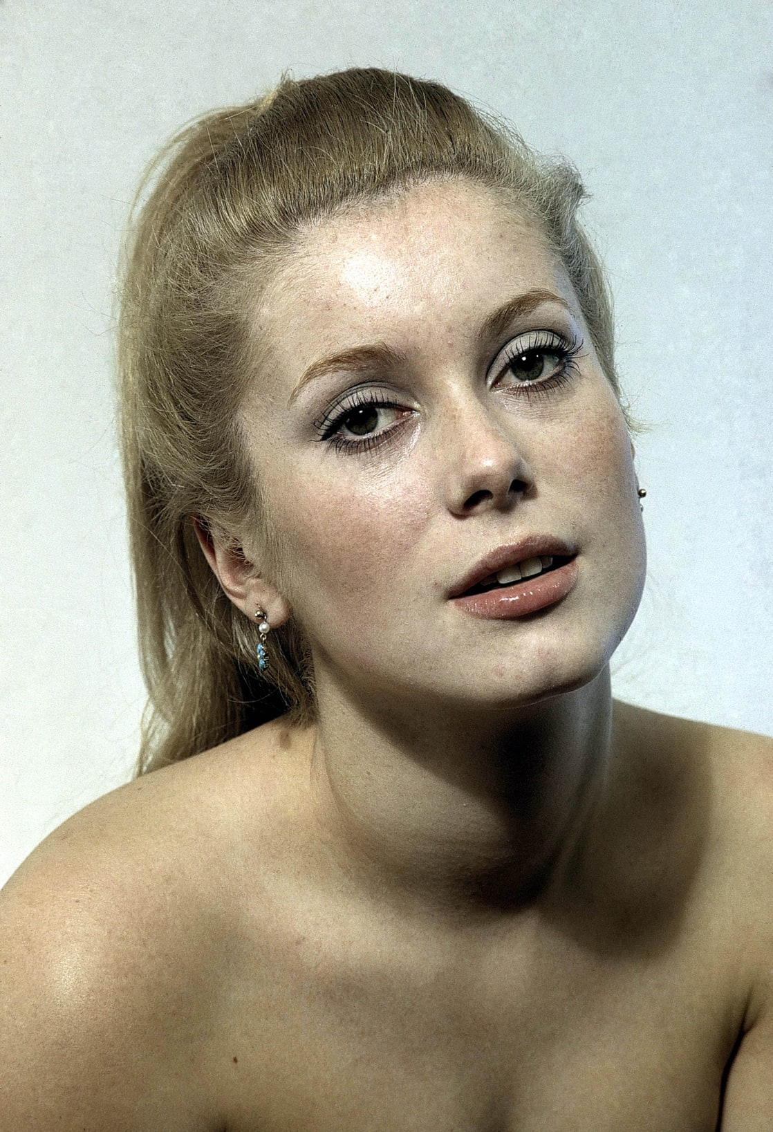 Picture Of Catherine Deneuve