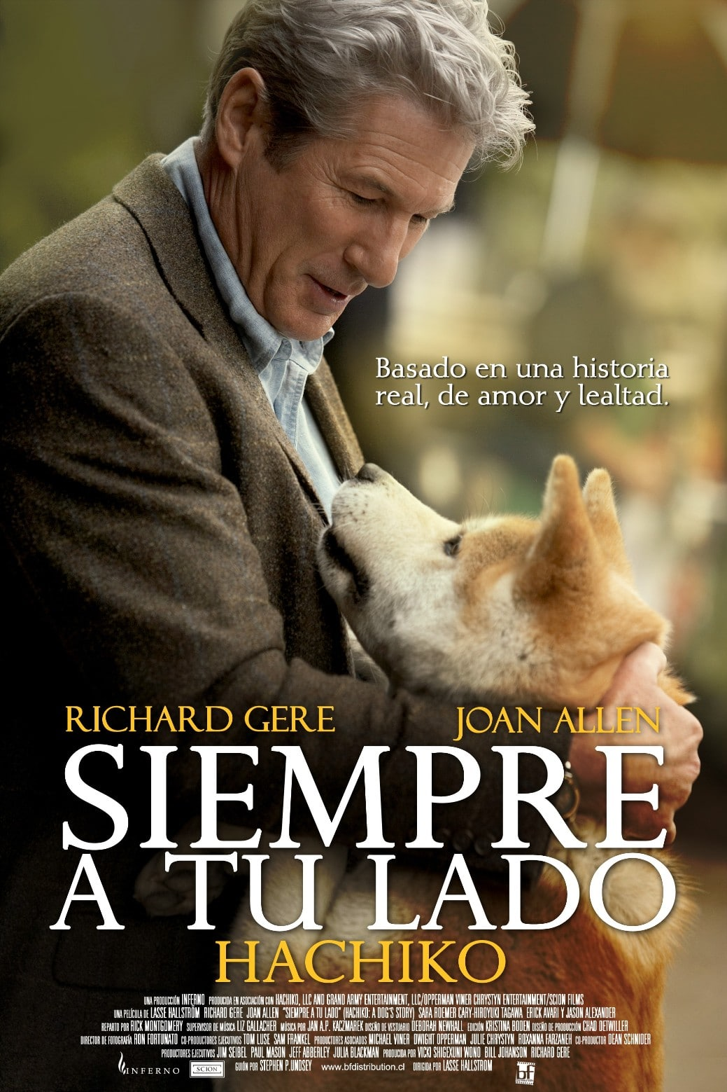 Hachi A Dog S Tale Full Movie Free Download