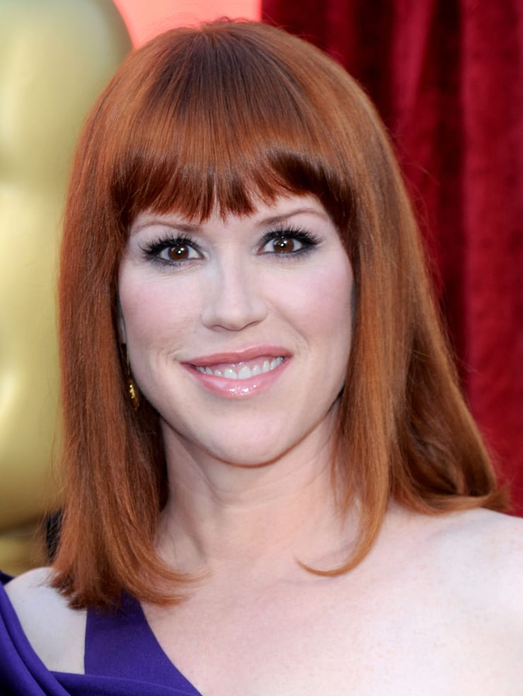 Picture Of Molly Ringwald