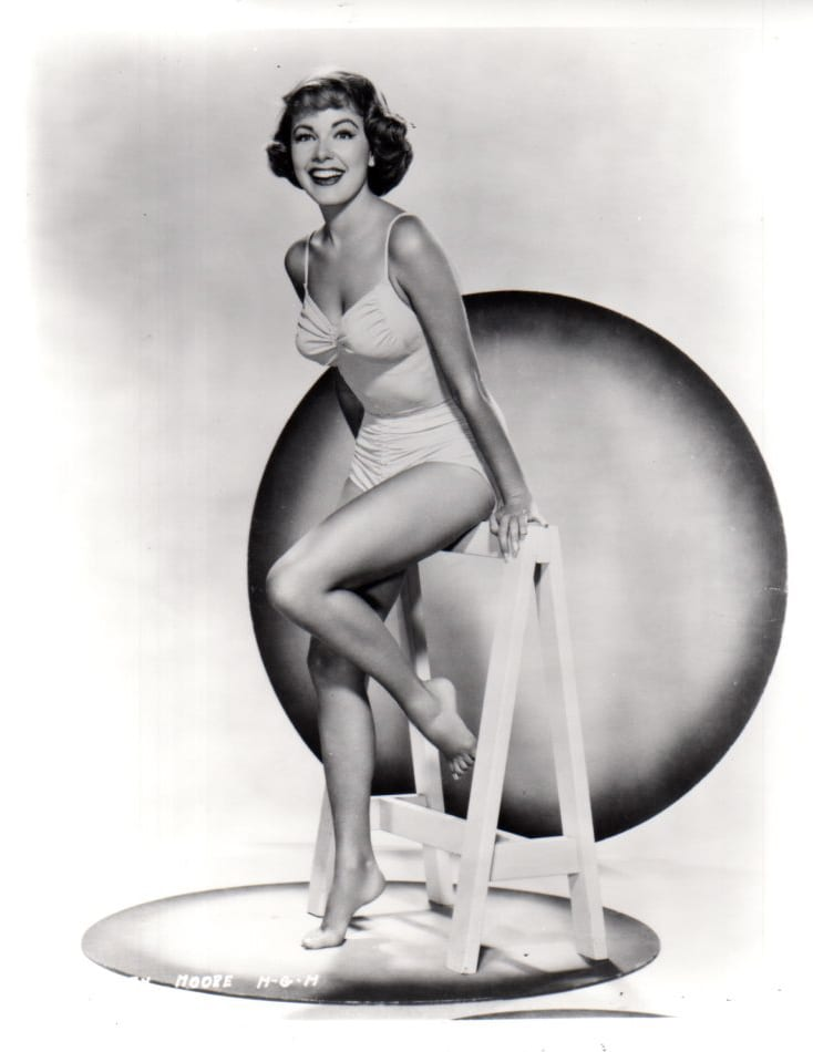 Terry Moore Film Star 56