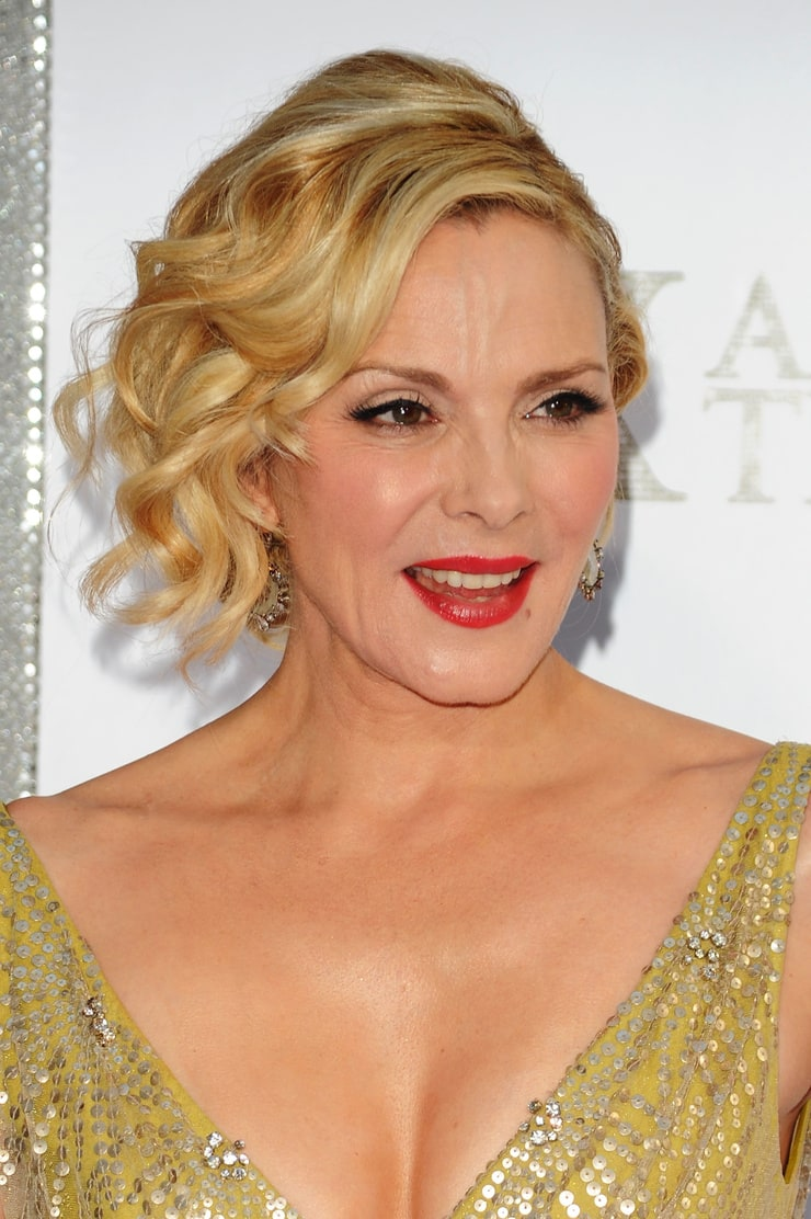 Picture of Kim Cattrall Kim Cattrall