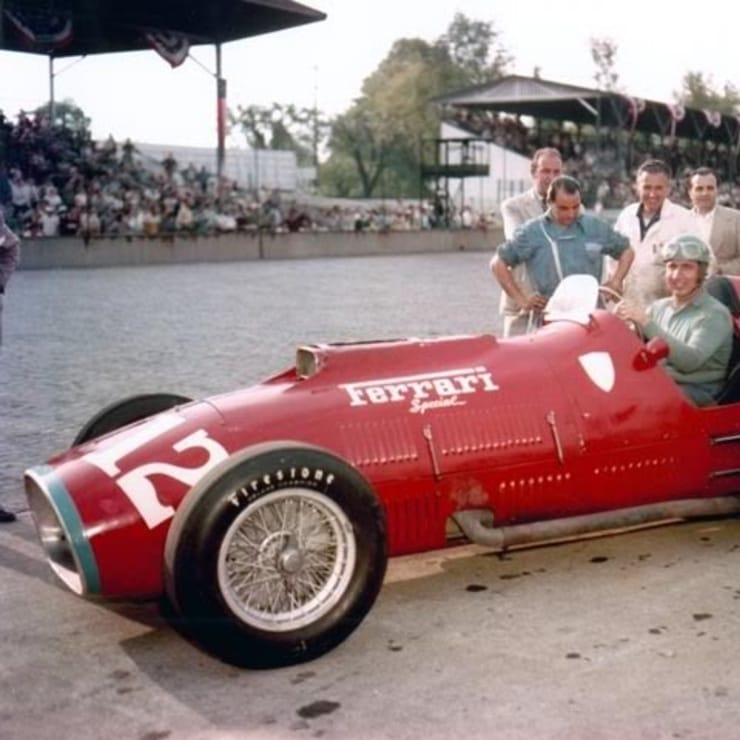 Alberto Ascari List