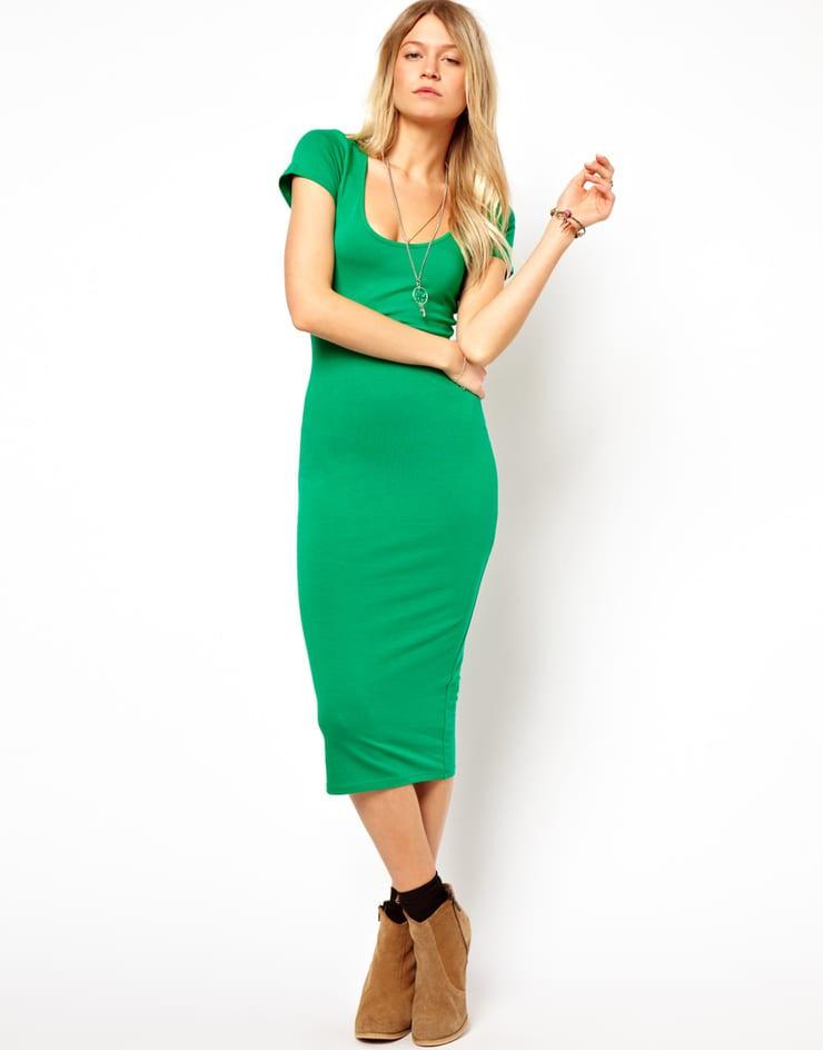 Облегающее Платье С Доставкой