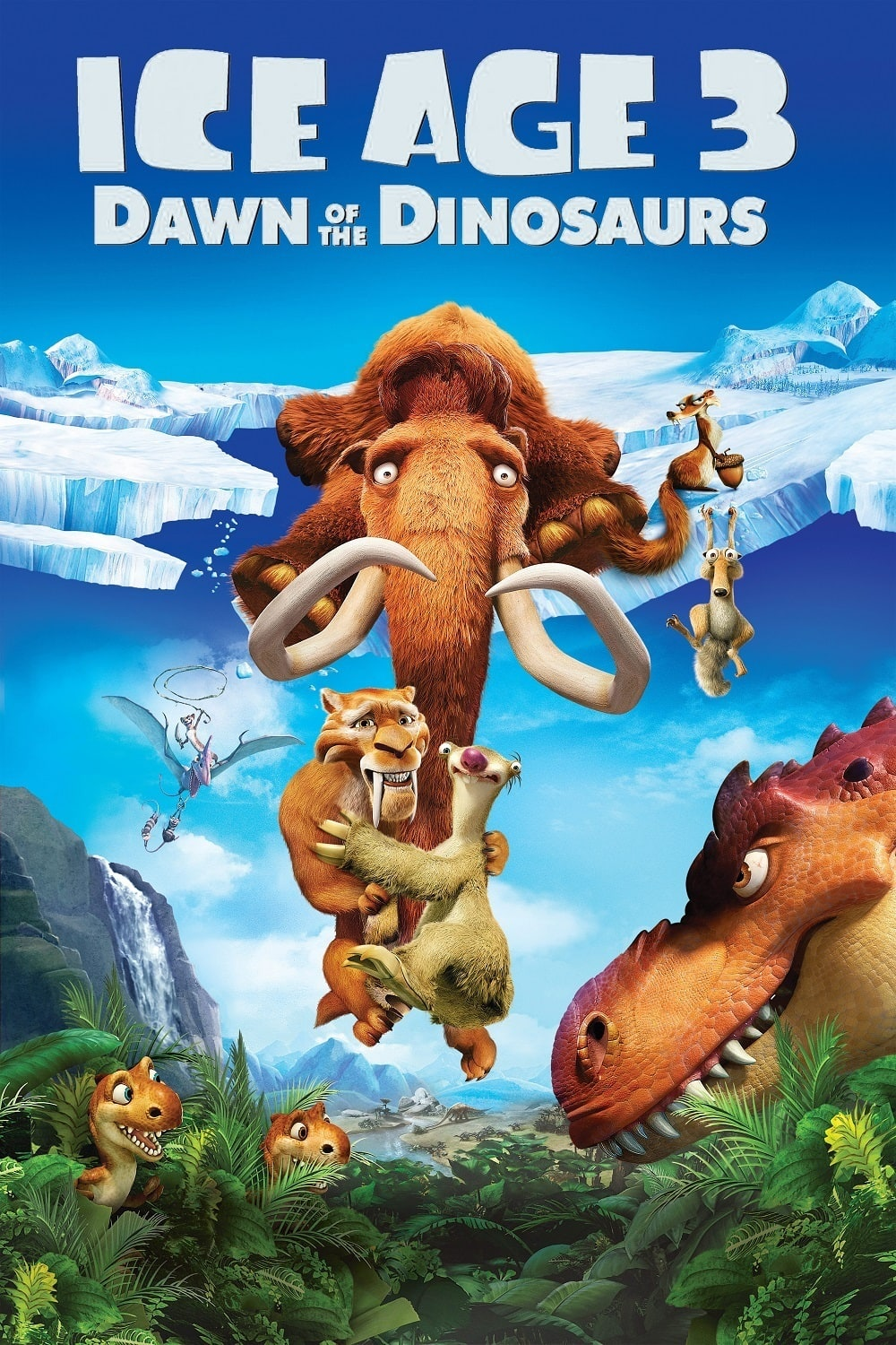 Ice Age Dawn Of The Dinosaurs Toys