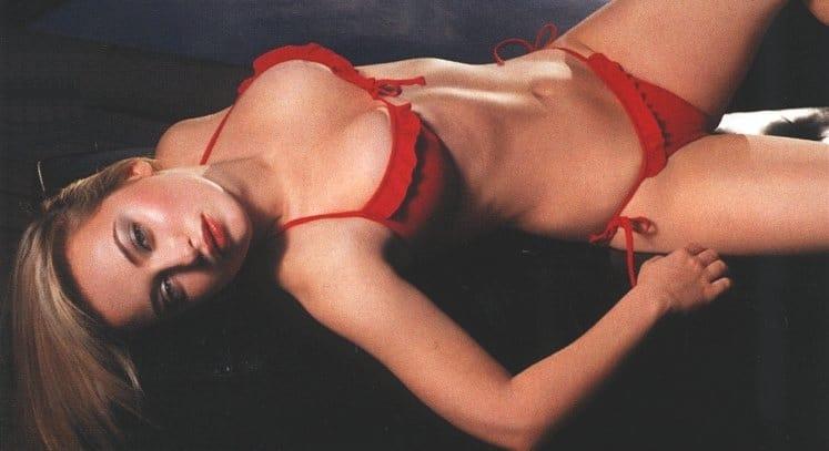 Monica keena topless