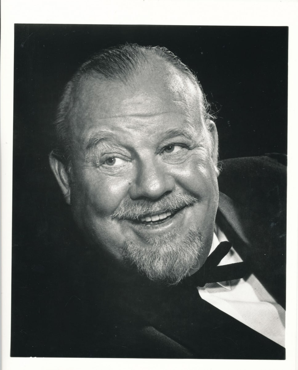 Picture Of Burl Ives