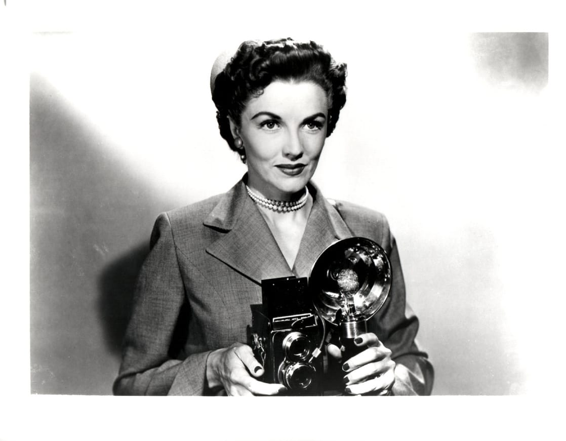 Picture Of Phyllis Coates