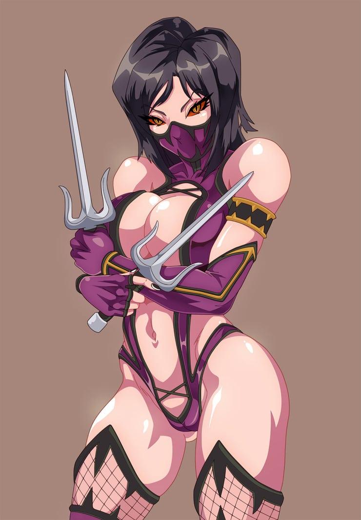Anime picxxxof mileena sexy scenes