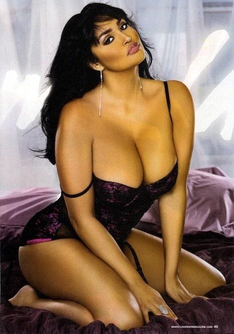 Somaya reese sexy pictures