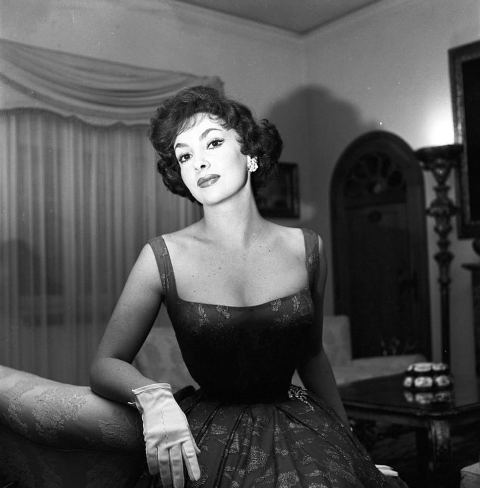 Picture Of Gina Lollobrigida