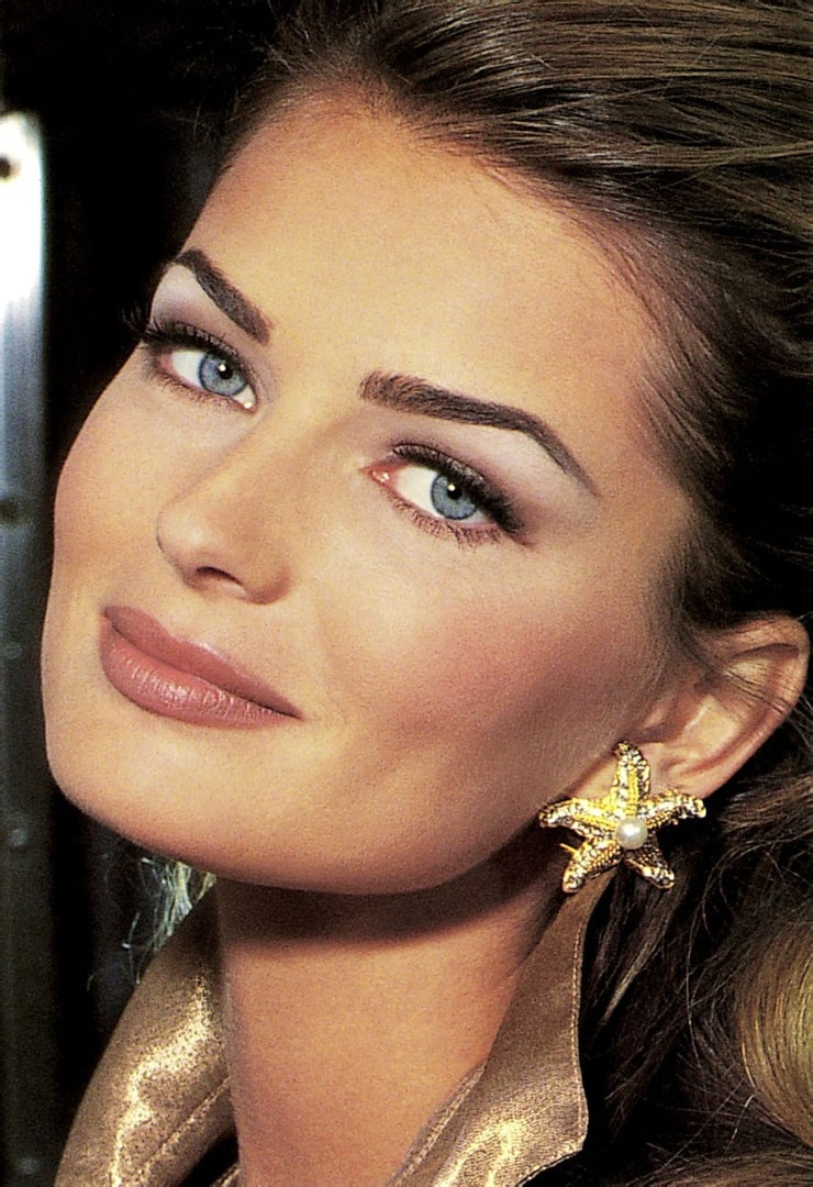 Supermodel Paulina Porizkova praised for age-positive post