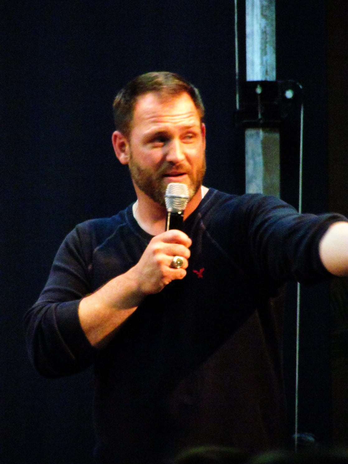ty olsson biography