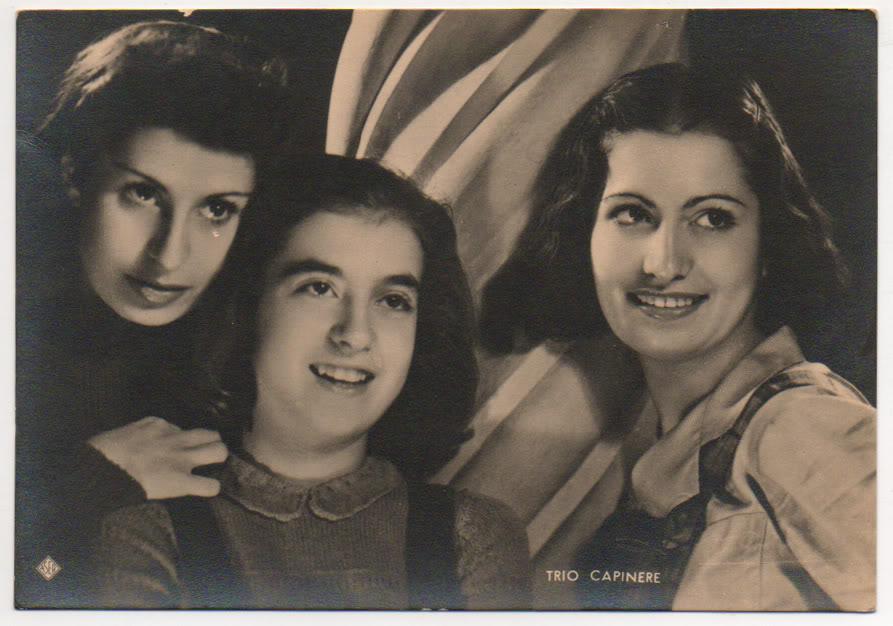 Trio Capinere