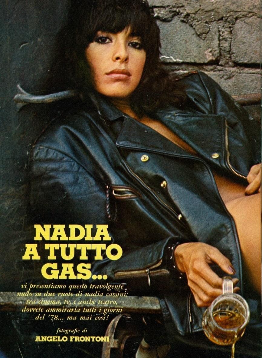 nadia cassini hot - photo #14