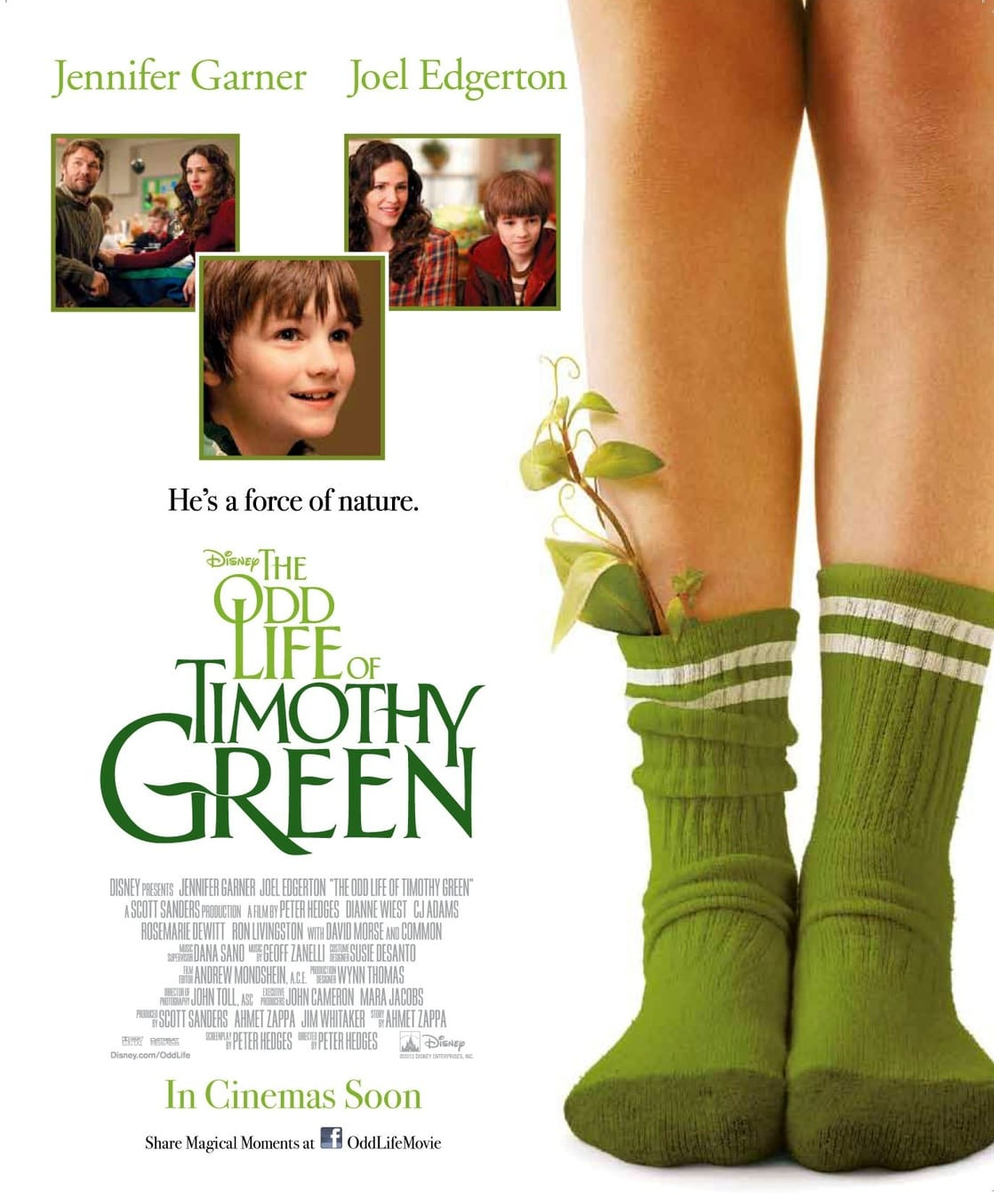summary of the odd life of timothy green essay The odd life of timothy green: a fairy tale for the infertile jennifer garner and joel edgerton play a couple who become parents when a magical boy crawls out of their garden.