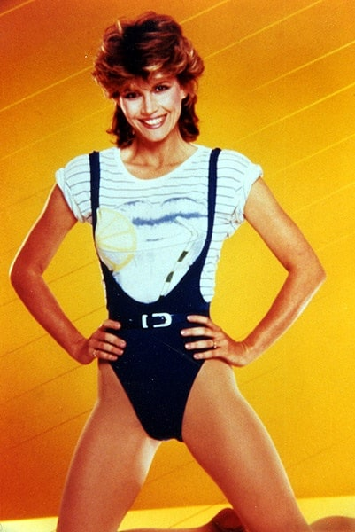Markie post when she was young — img 4
