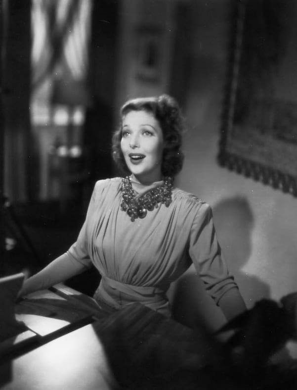 Loretta young in movie scene, live sex cam feeds