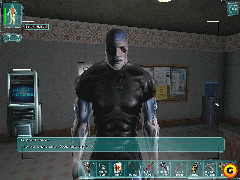 Image result for deus ex 1