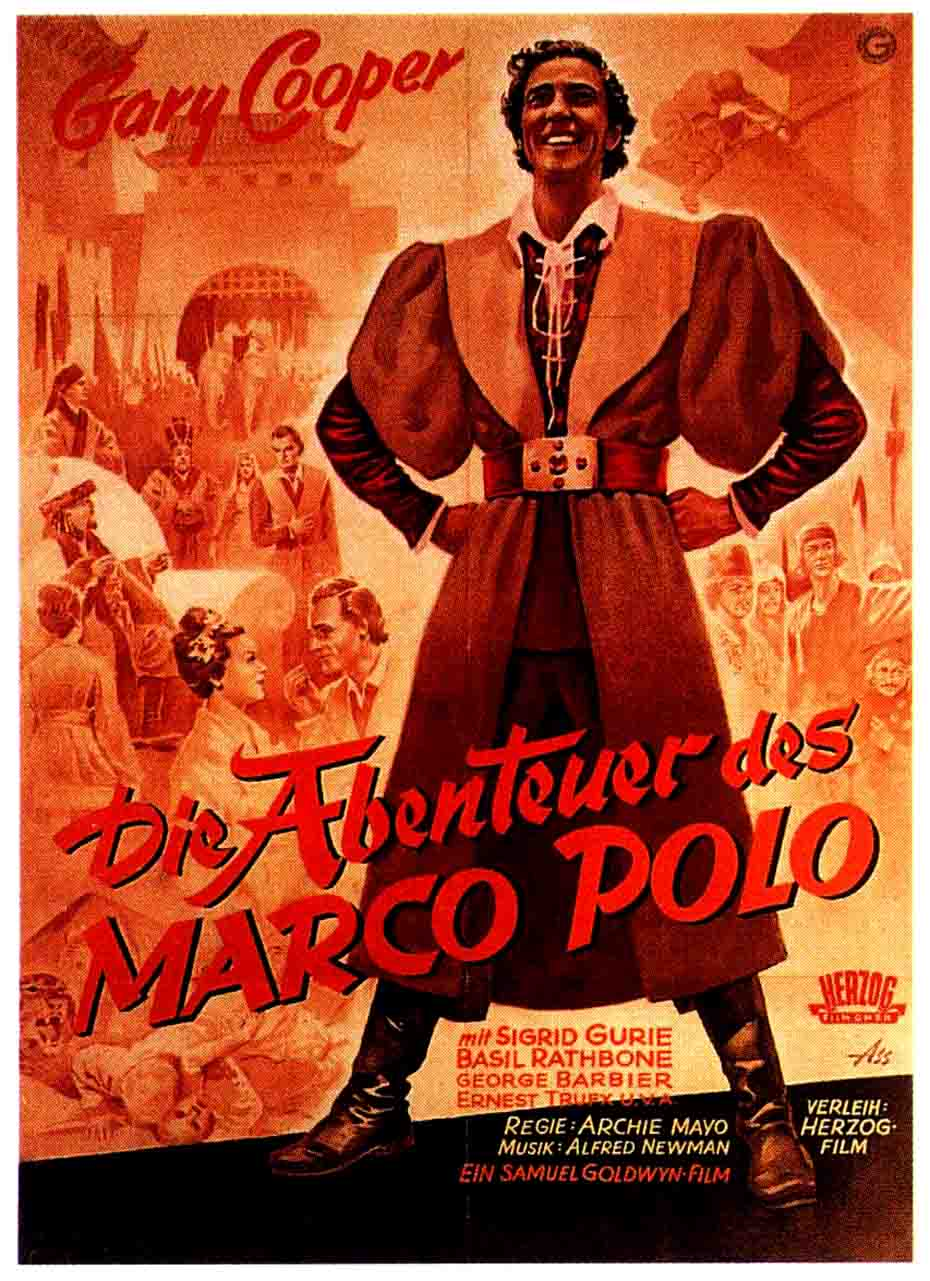 Picture of The Adventures of Marco Polo