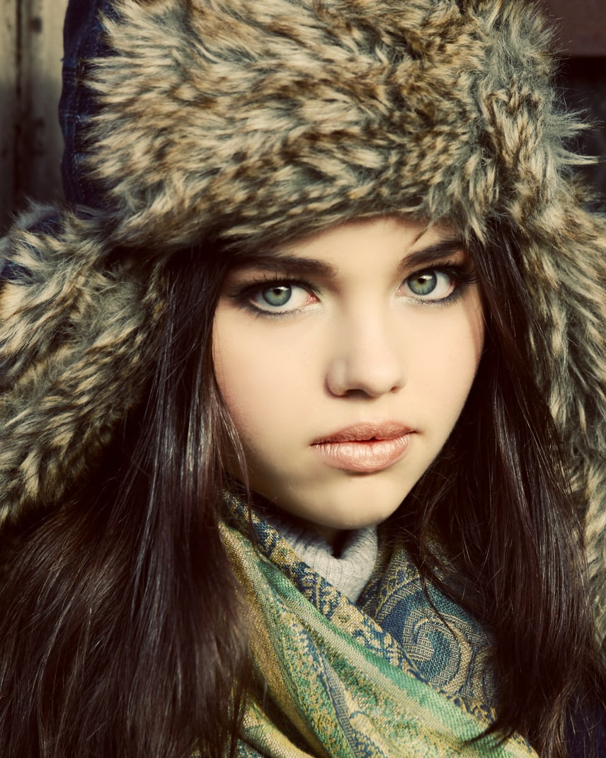 india eisley hair color
