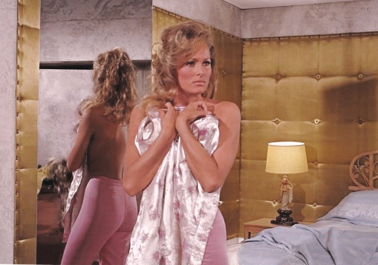 Fit sexy nude photos of ursula andress those