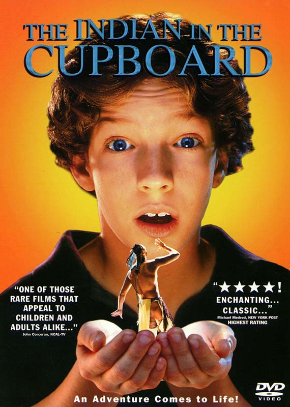 indian and the cupboard book report The indian in the cupboard (book) : banks, lynne reid : a nine-year-old boy receives a plastic indian, a cupboard, and a little key for his birthday and finds himself involved in adventure when the indian comes to life in the cupboard and befriends him.