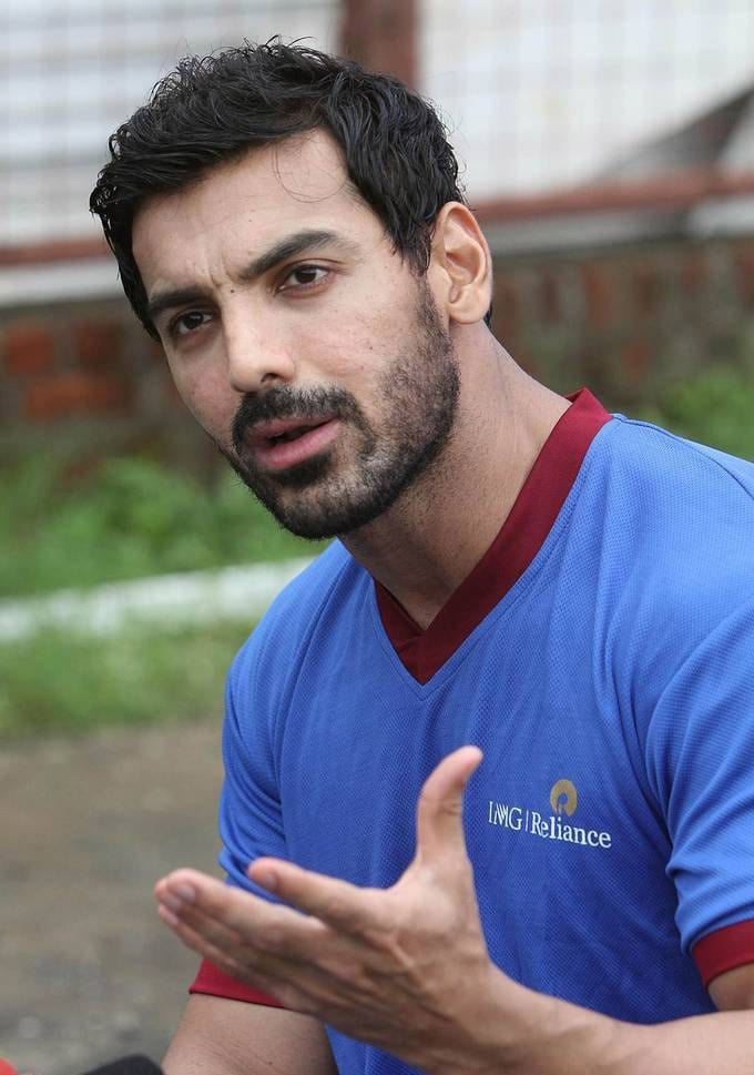 Picture Of John Abraham
