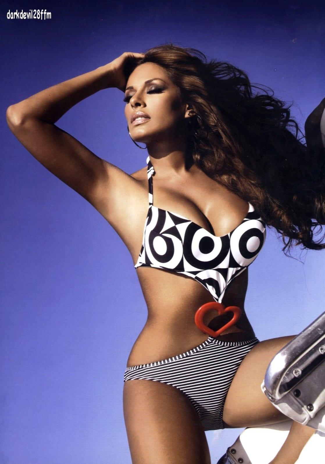 Galilea montijo bikini, youthful nude girl