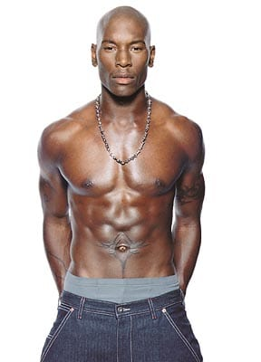 Picture Of Tyrese Gibson