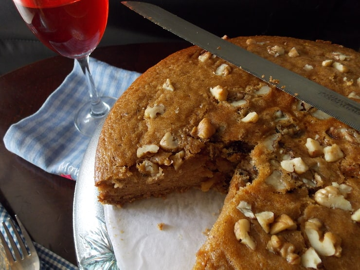 Picture of Armenian Nutmeg Cake