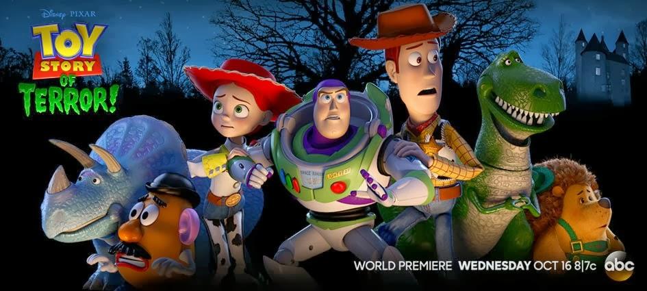 Toy Story: Strašidelný příběh hraček /Toy Story of Terror!