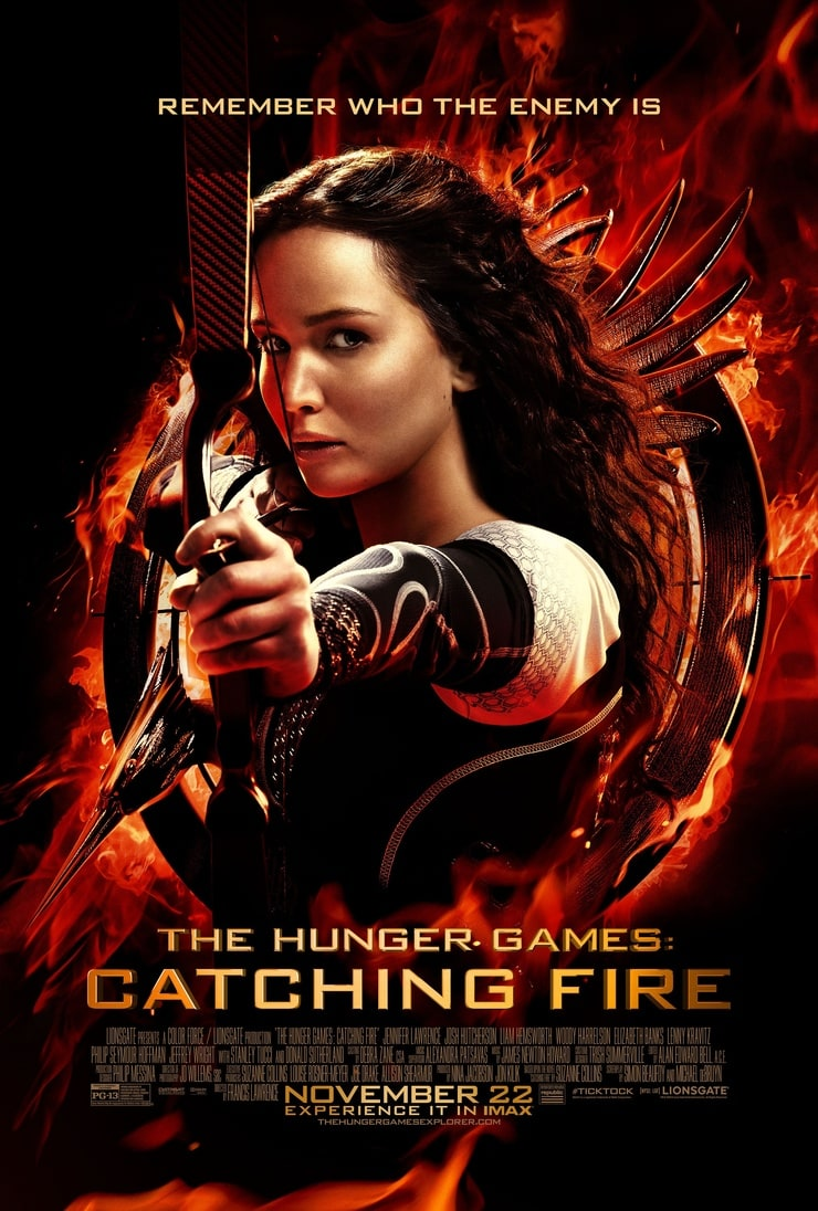 hunger games catching fire book report