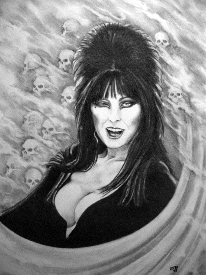 Picture Of Cassandra Peterson