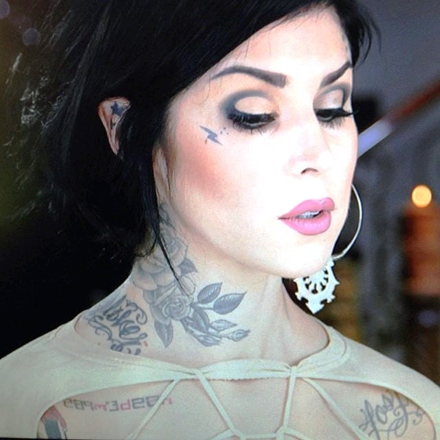 Kat von d tattoo makeup