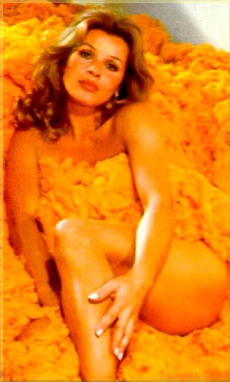 Egyptians senta berger topless pics best