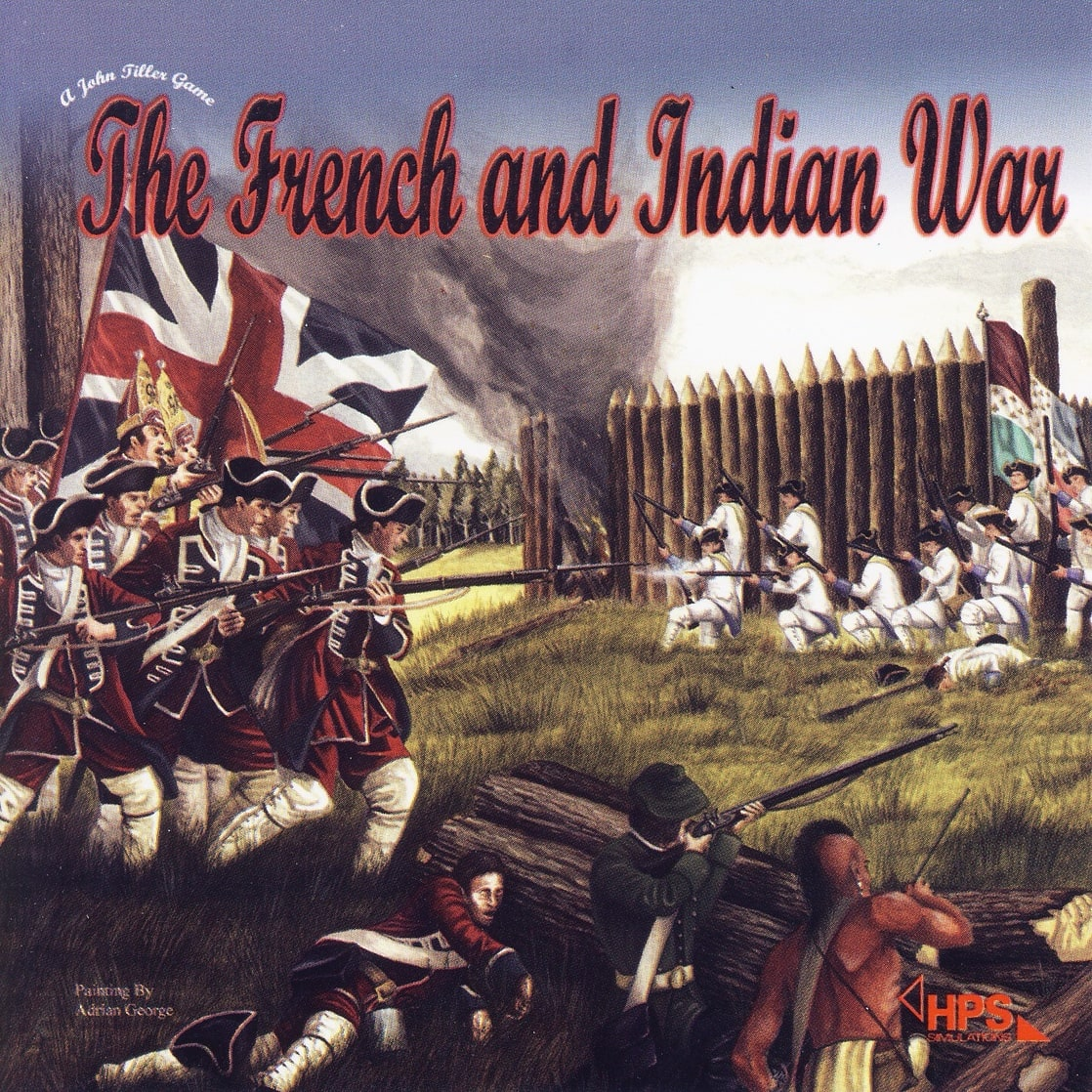 George Washington in the French and Indian War