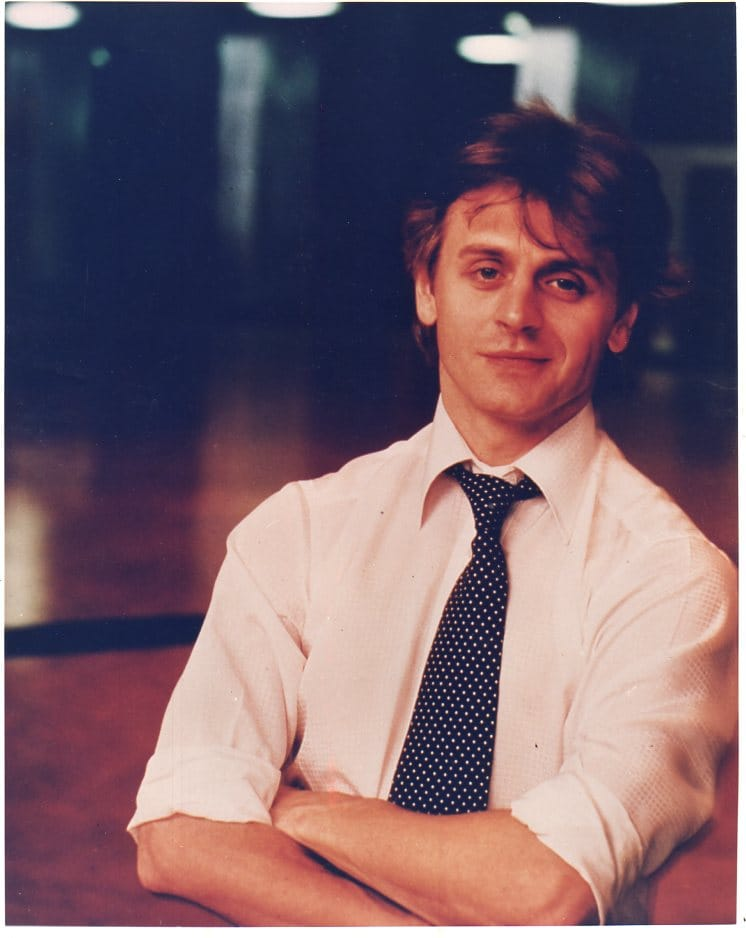 Picture of Mikhail Baryshnikov