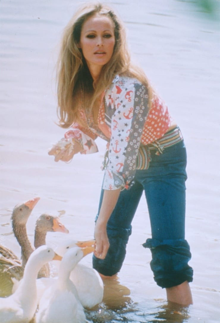 Picture Of Ursula Andress