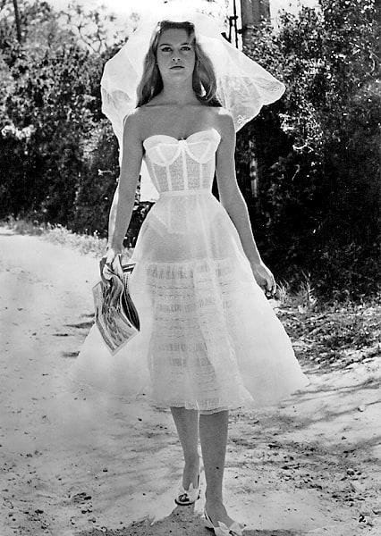 Платья бриджит бардо