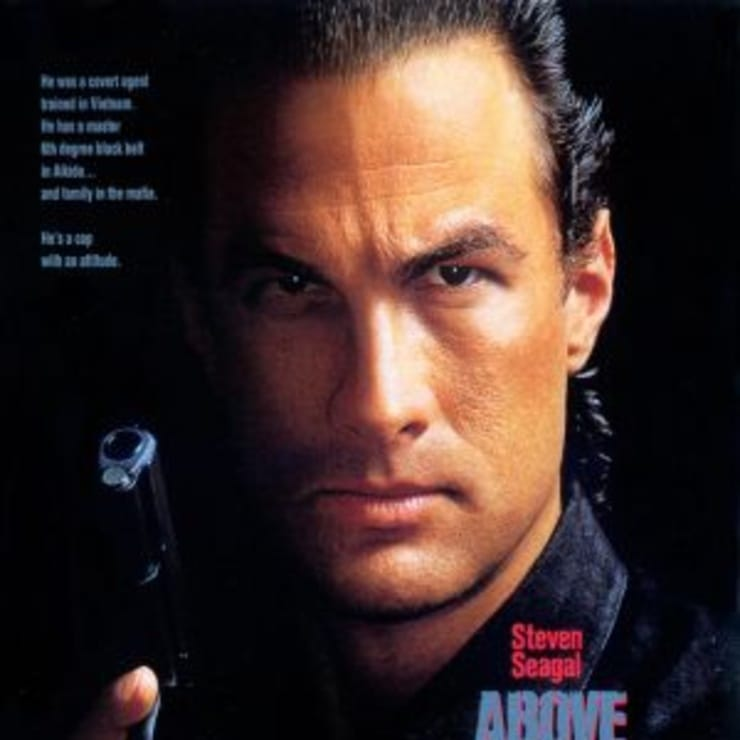 Steven Seagal: Movies i have seen. list
