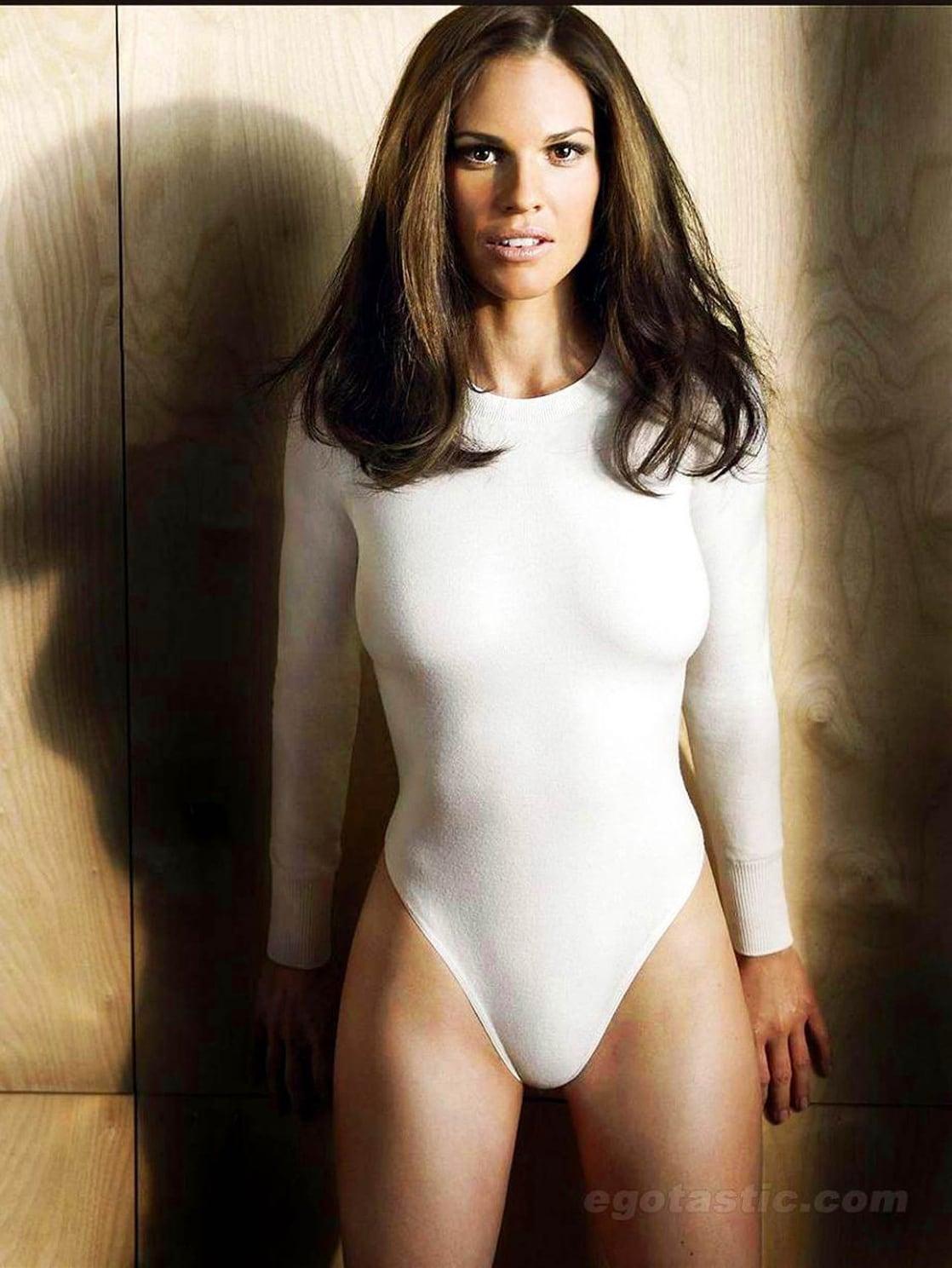 Hilary Swank Nude Photos 43
