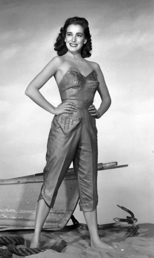 Picture Of Julie Adams