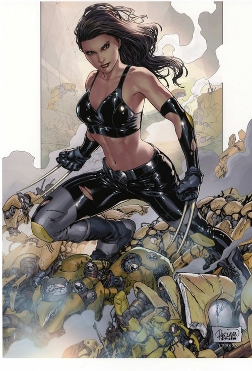 XMen Forced Evolution Episode I Prodigal Daughter  Chapter I X23 The transport convoy stopped and around X23 the world erupted into sudden tumult