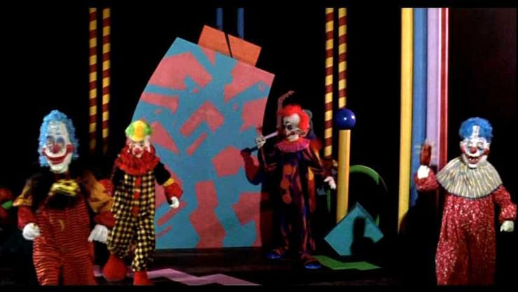 Image gallery killer klowns screen shot for Return of the killer klowns from outer space