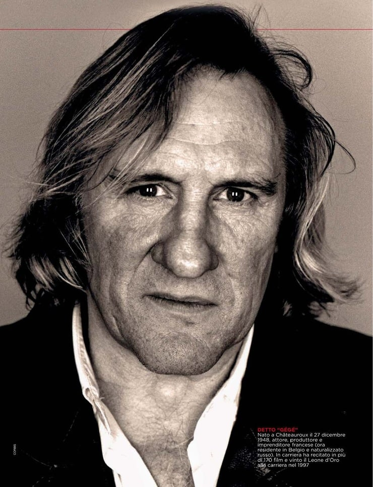 Picture of Gérard Depardieu