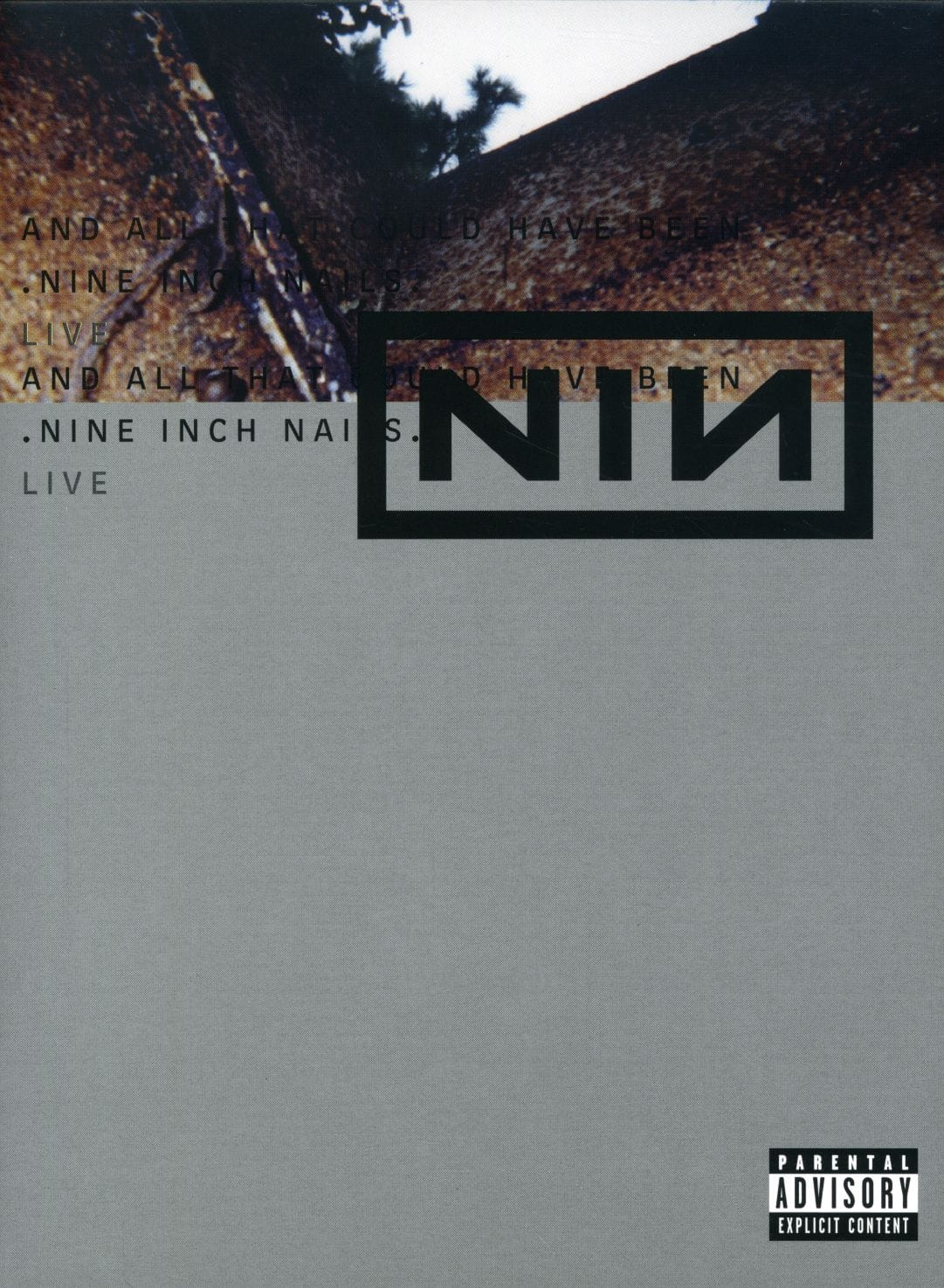 Picture of Nine Inch Nails - Live: and All That Could Have Been